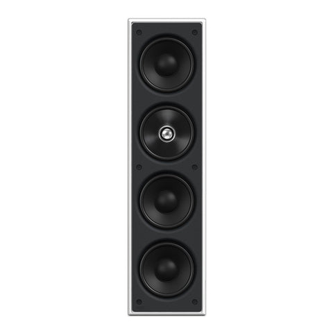 "KEF Ci4100QL 4"" In-wall Home Theatre Speaker"