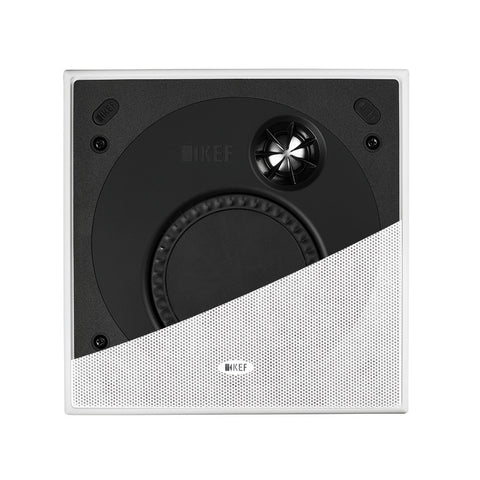 "KEF Ci160TS 6.5"" In-Ceiling Square"