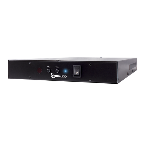 TruAudio AMP-440 4-Channel, 40w Power Amplifier