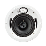 "TruAudio CL-70V-6UL 70V/100V In-Ceiling 2-Way 6.5"" Woofer UL Rated"