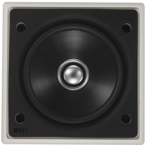 "KEF Ci100QS 4"" In-ceiling Square"