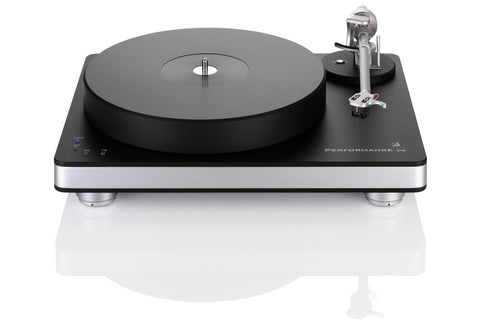 Clearaudio Performance DC with Clarify Arm and Virtuoso V2 Cartridge