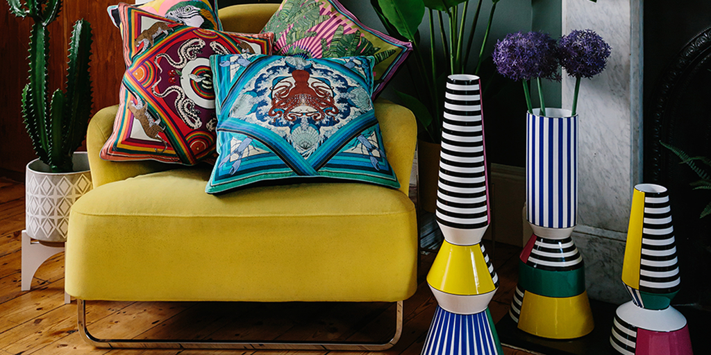 TIPS AND TRICKS FOR ADDING COLOUR TO YOUR HOME