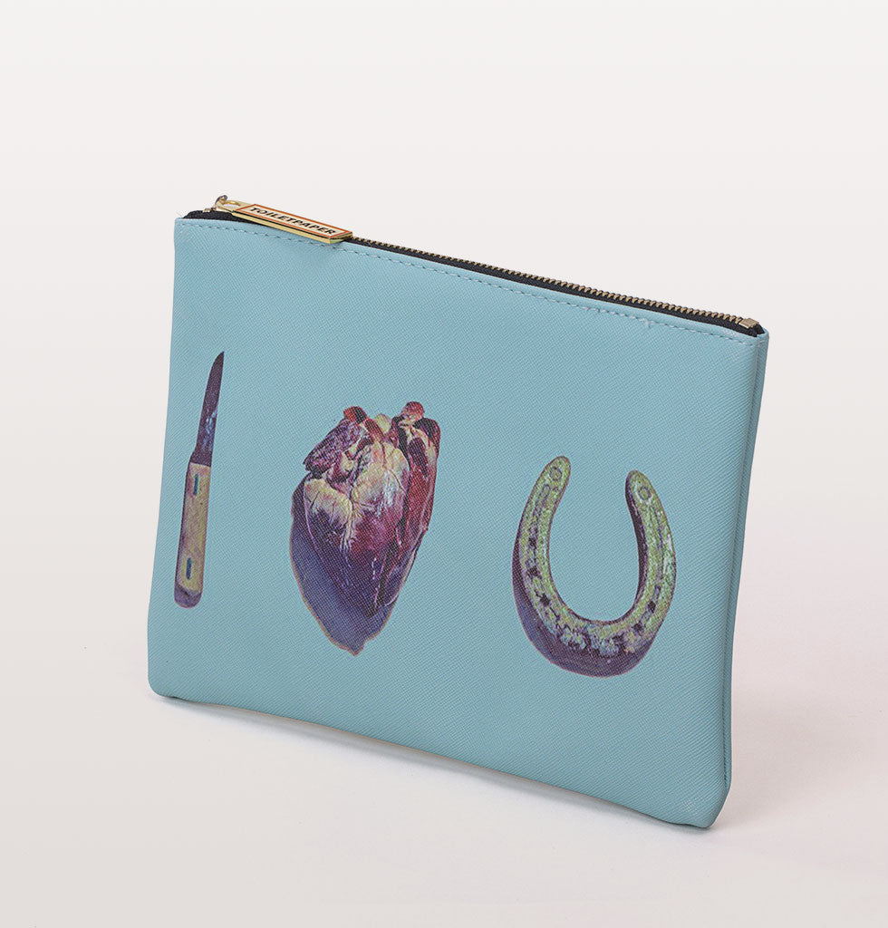 CAN YOU KEEP A SECRET? COSMETIC POUCH