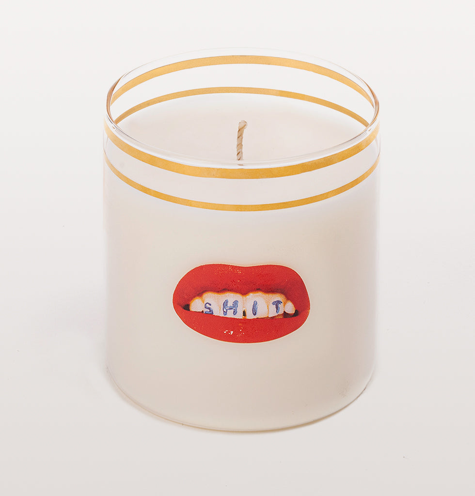 TOILETPAPER LOVES SELETTI SHIT CANDLE