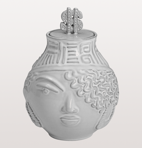 UTOPIA HIP HOP QUEEN CERAMIC JAR
