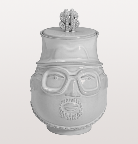 UTOPIA HIP HOP KING CERAMIC JAR