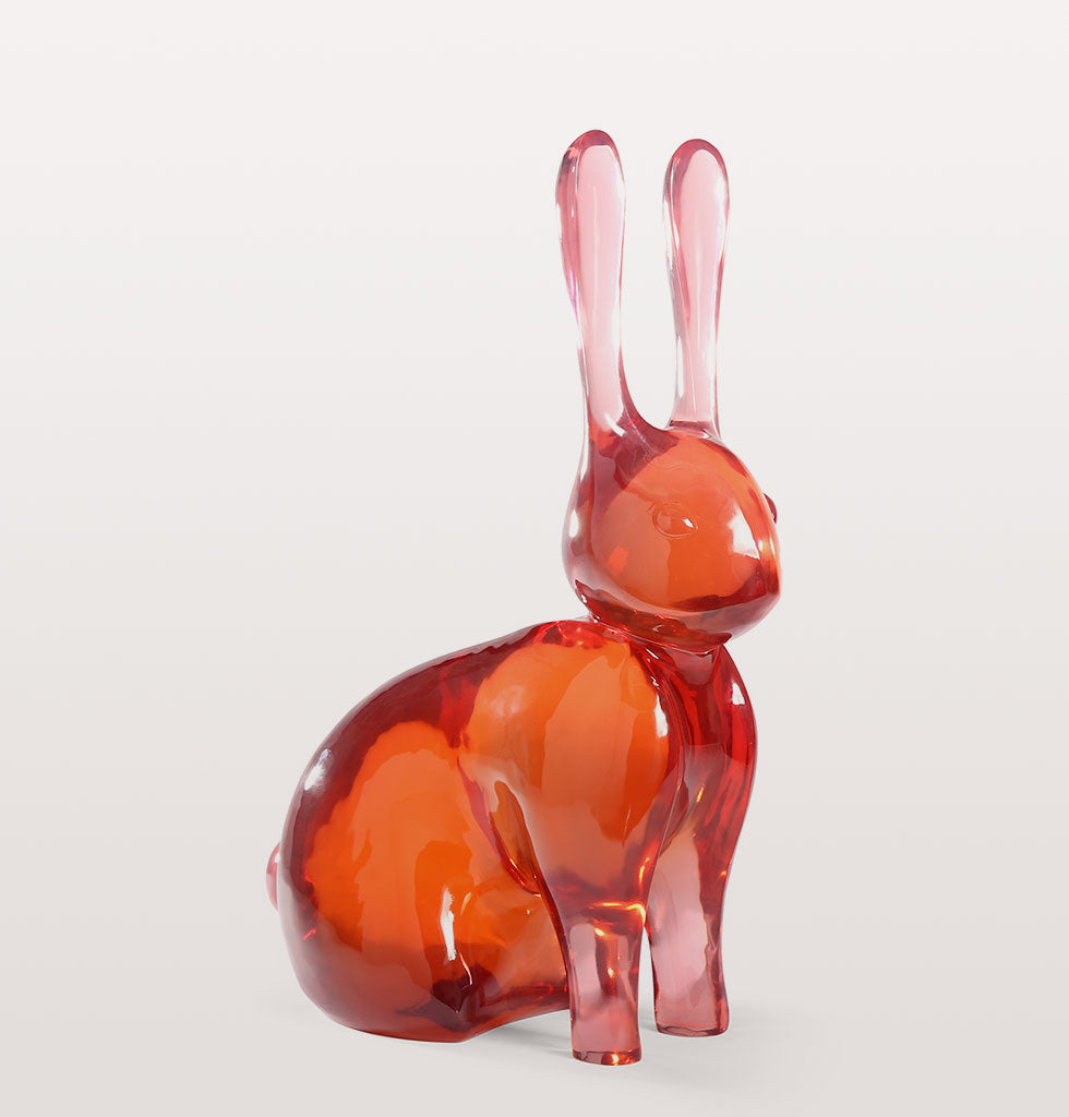 GIANT ACRYLIC RABBIT