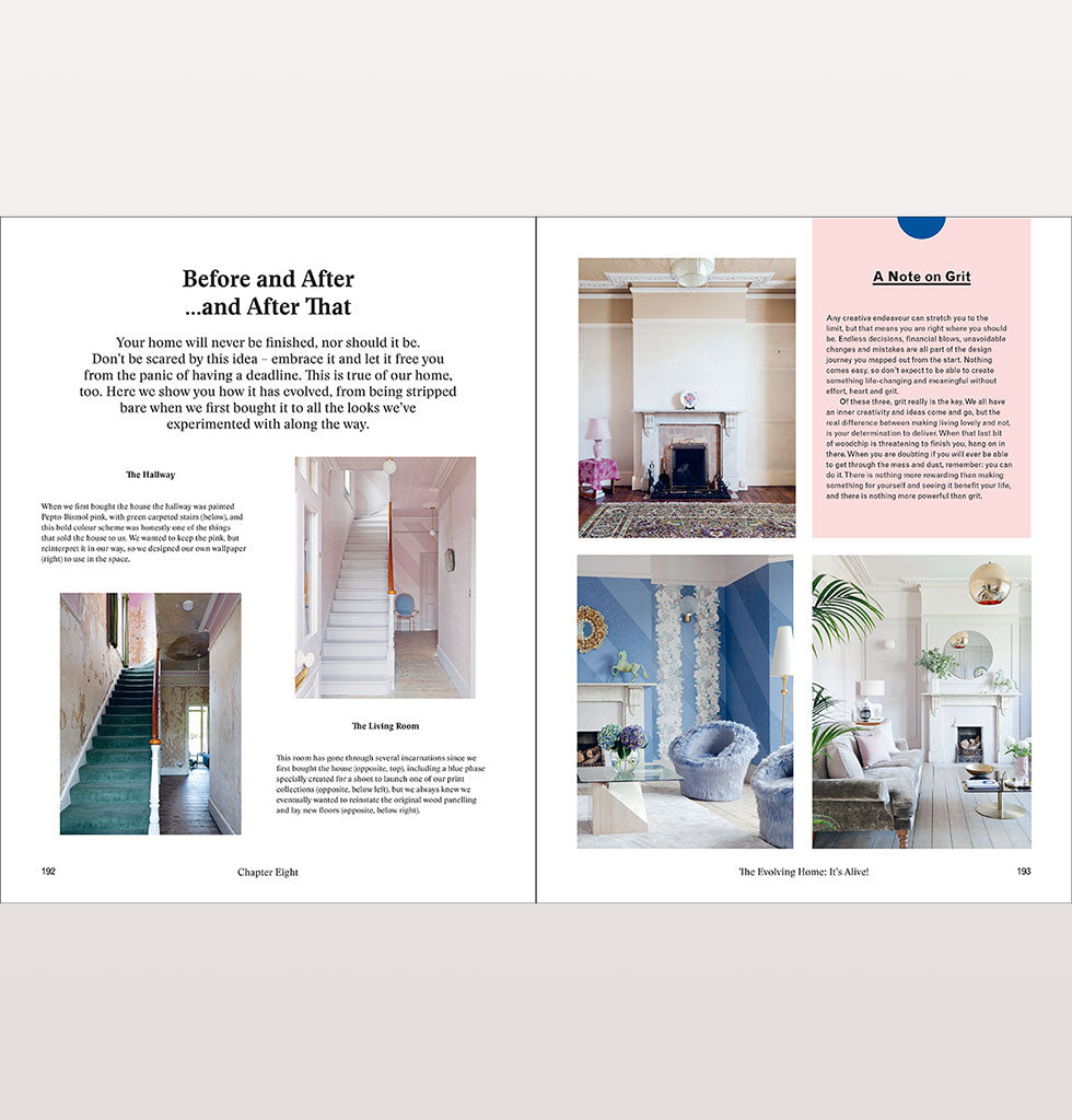 Making Living Lovely 2LG Studio. Russell Whitehead and Jordan Cluroe interiors book. Free your home with creative design. Published by Thames & Hudson