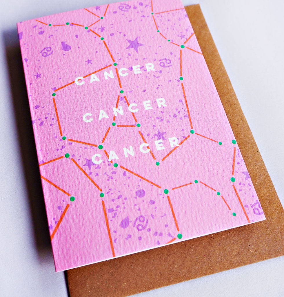 COSMIC ASTROLOGY CARD