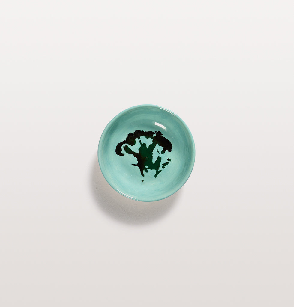 Ottolenghi x Serax. Azure and Broccoli Green extra small dish. £7 wagreen.co.uk
