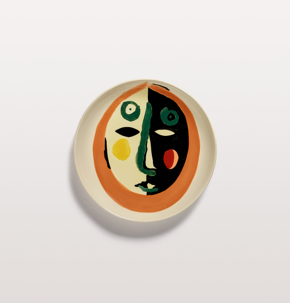 Ottolenghi x Serax. Face 1 medium plate. £25 wagreen.co.uk