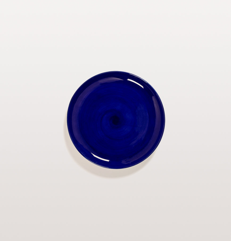 Ottolenghi x Serax. Lapis Lazuli medium plate. £25 wagreen.co.uk
