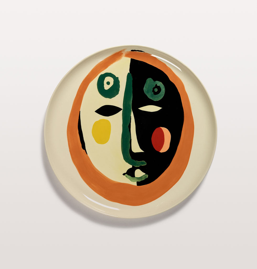 Ottolenghi x Serax. Face 1 serving plate. £67 wagreen.co.uk