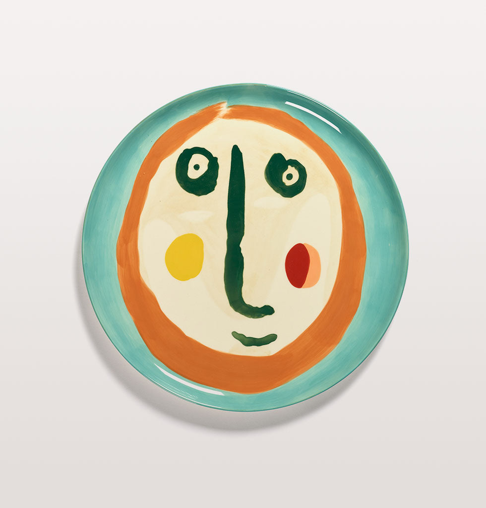 Ottolenghi x Serax. Face 2 serving plate. £67 wagreen.co.uk