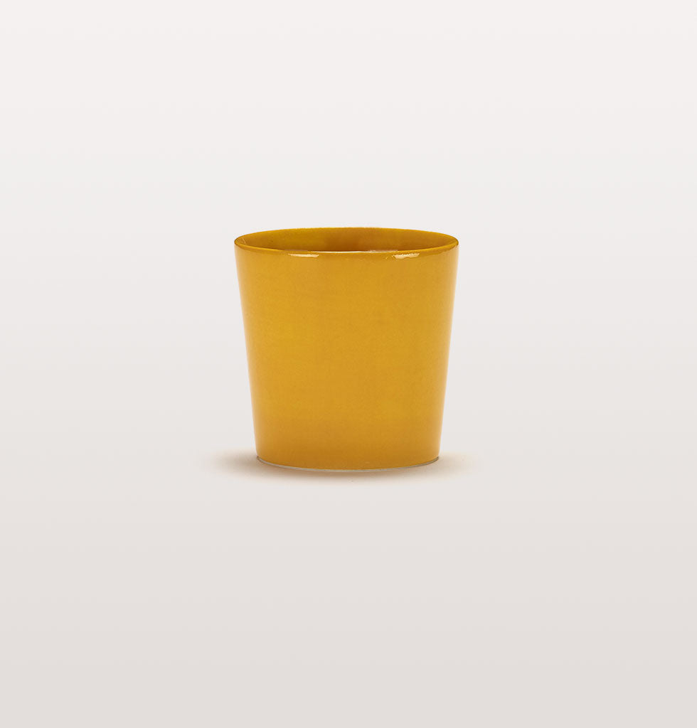 Ottolenghi x Serax. Sunny Yellow coffee cup. £10 wagreen.co.uk