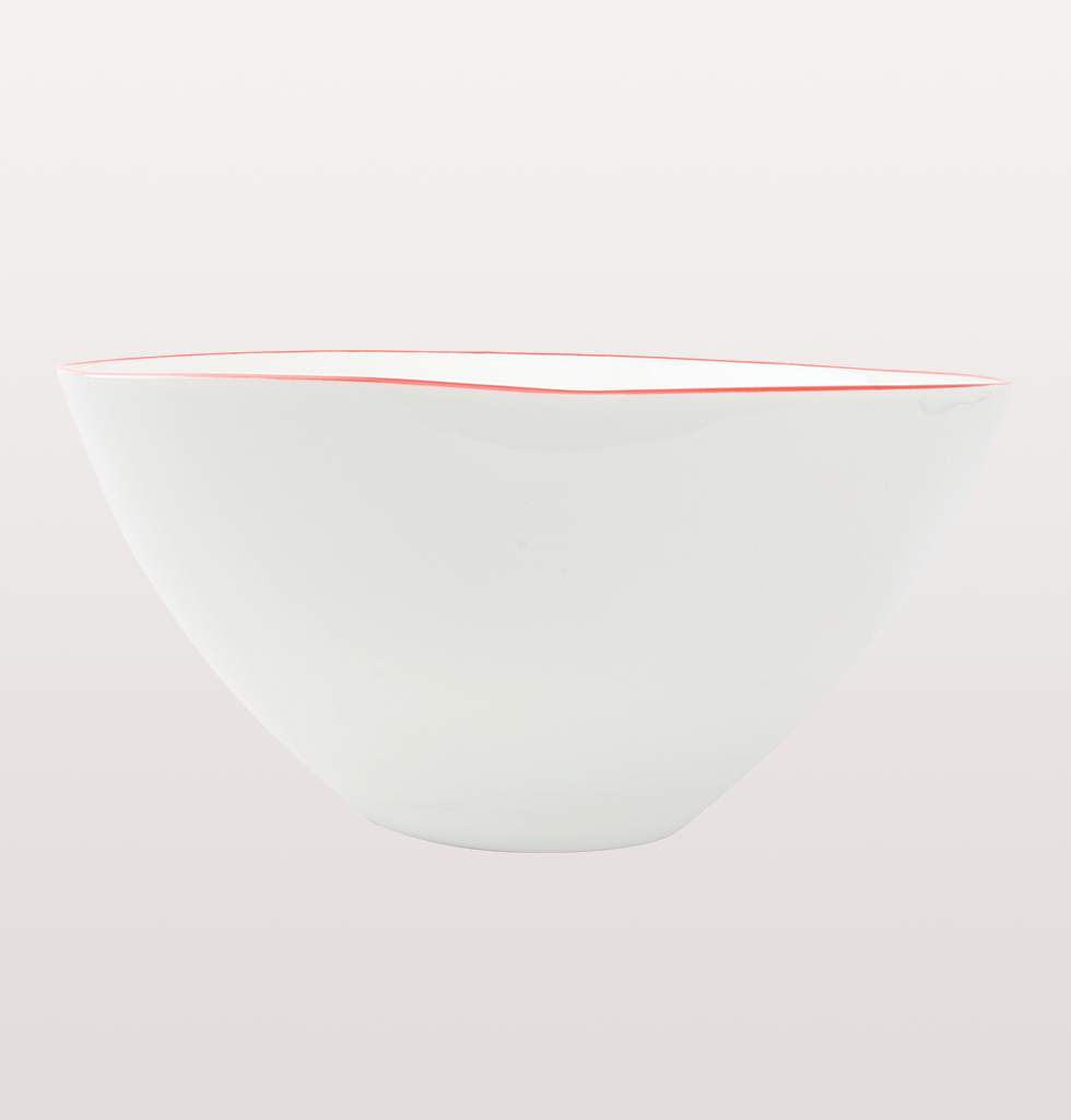 ABBESSES RED BOWL LARGE