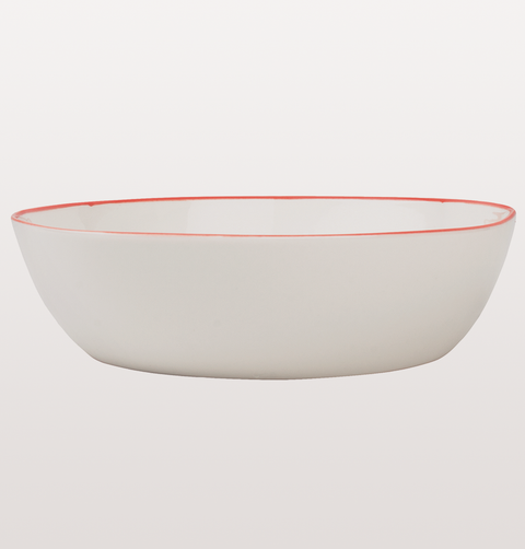 RED ABBESSES PASTA BOWL