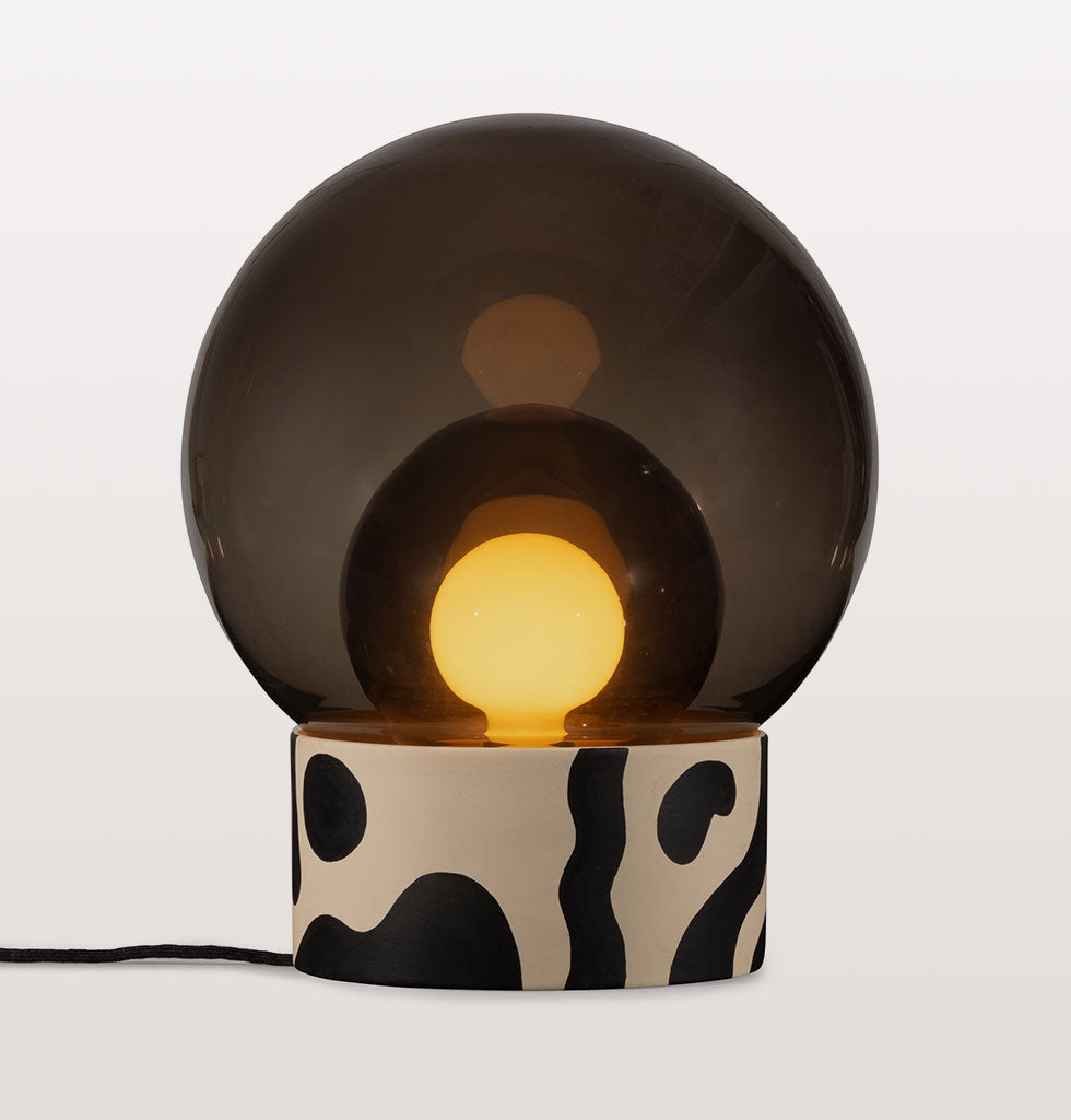 LOIS O'HARA X PULPO SMALL BOULE TABLE LIGHT