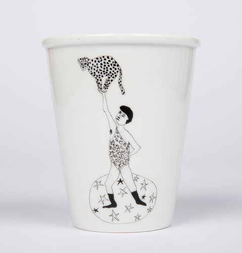 LEOPARD STRONG MAN CUP
