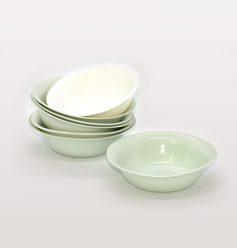 MILK WHITE MINI DISH
