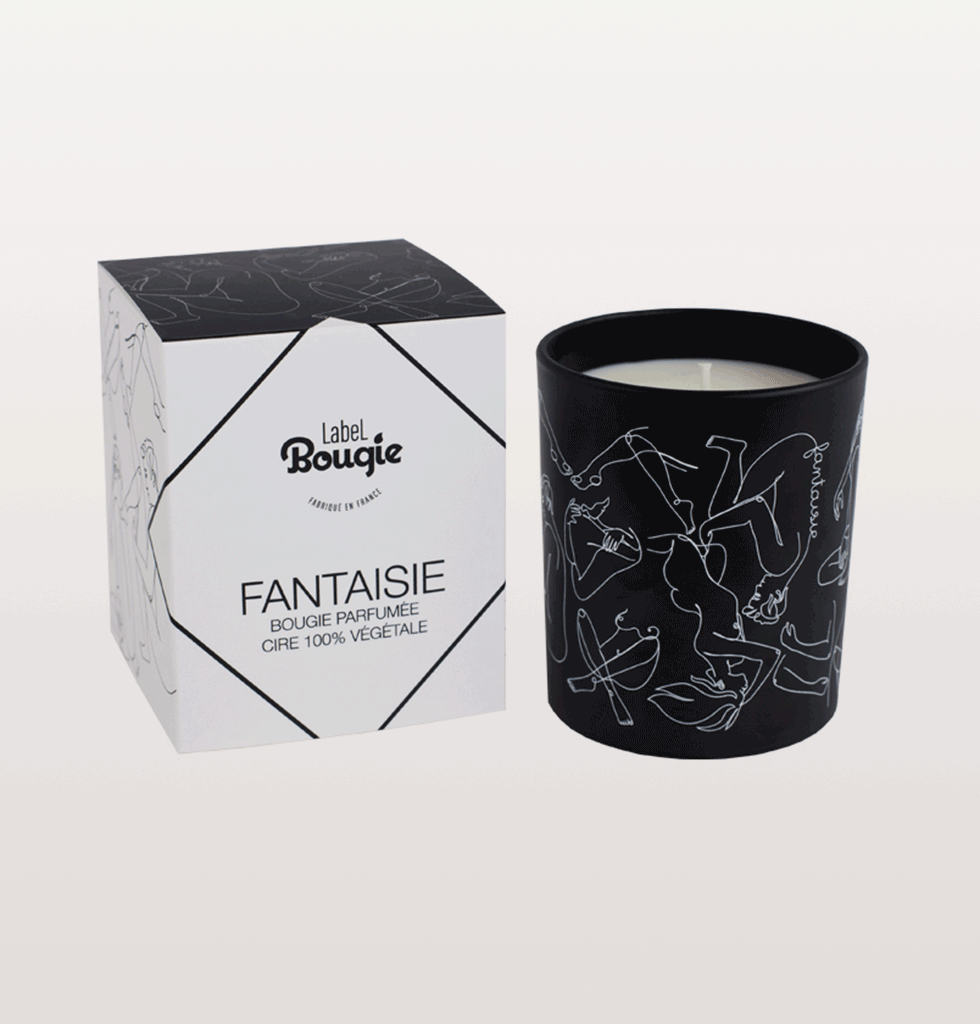 FANTAISIE LUXURY SPICY SCENTED CANDLE by Label Bougie. £40 wagreen.co.uk