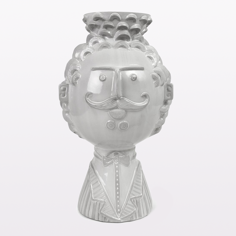 UTOPIA GIANT MAN WOMAN VASE