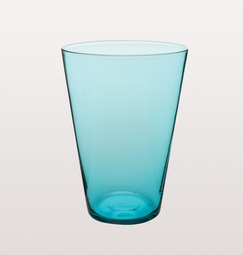 SMALL AQUA EAU MINERALE GLASS