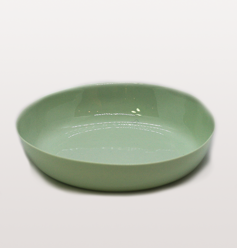 MINT GREEN CEREAL BOWL