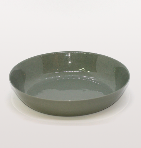 CLOUD GREY CEREAL BOWL
