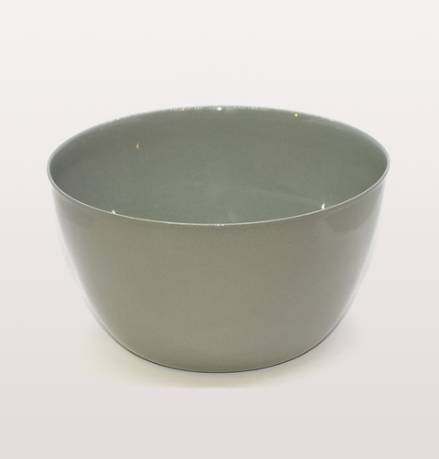 CLOUD GREY SALAD BOWL