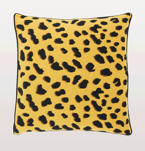 IGGY LEOPARD BELLA FREUD CUSHION
