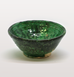 Small Moroccan green meze bowl or dish