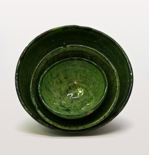 MOROCCAN GREEN MINI MEZE BOWL