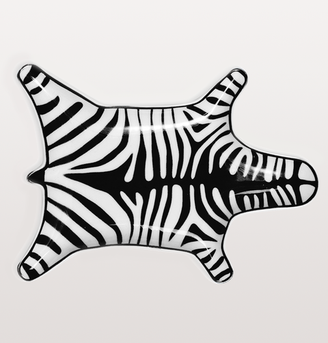 ZEBRA STACKING TRAY