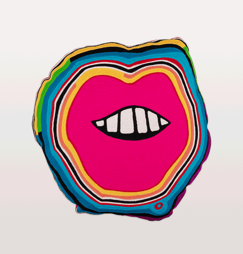 W.A.GREEN | BRIGHT BOLD LIPS CUSHION BY PARIS ESSEX HD0564