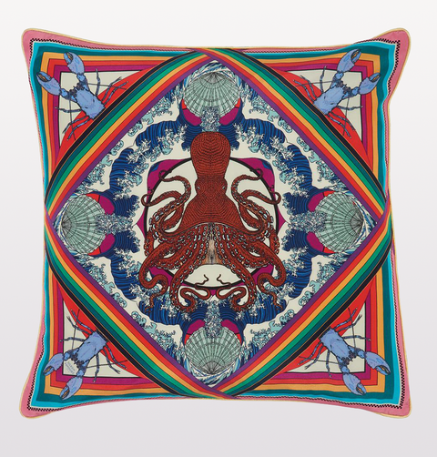 LARGE MULTI OCTOPUSSY CUSHION