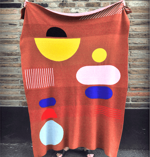 PANTON LUXURY WOOL BLANKET