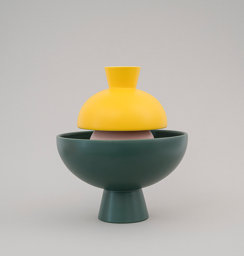 SMALL YELLOW STROM BOWL