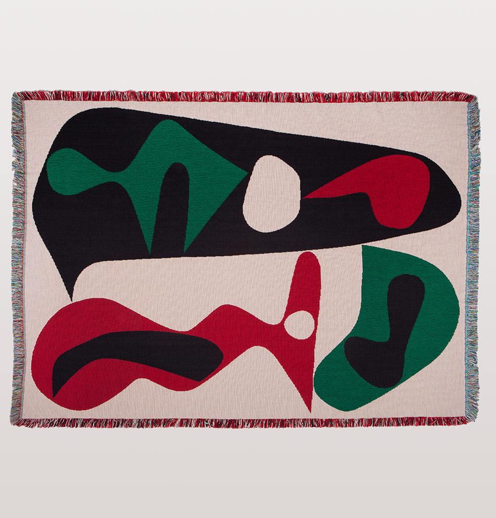 Slowdown Studio Sakamoto throw. £245 wagreen.co.uk