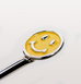 YELLOW SMILEY FACE SHPOON SPOON