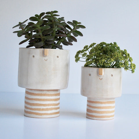 TWO-TIER PLANTER SMALL