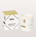 Luxury scented candle Brigitte illustrated candle by Label Bougie