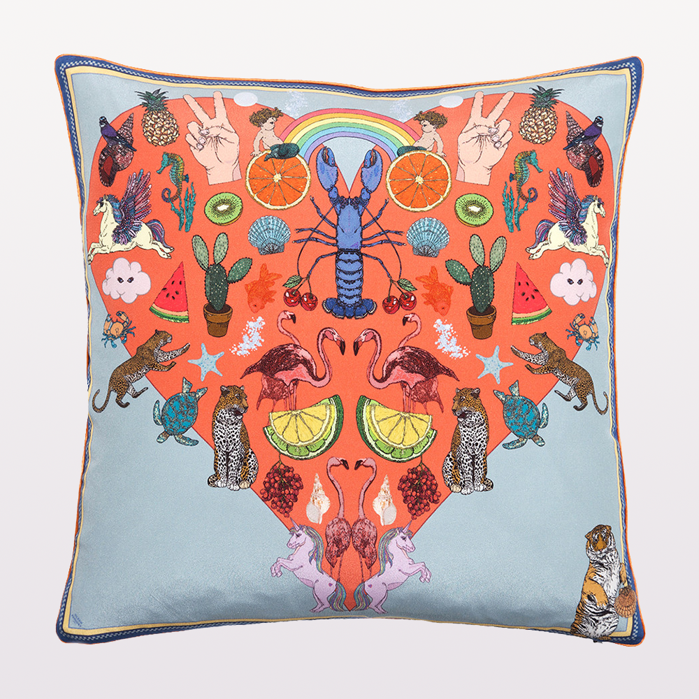 ACID TRIP CUSHION
