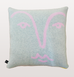 ALICE DANSEY-WRIGHT FACE CUSHION PINK