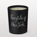 FAIRYTALE OF NEW YORK CANDLE