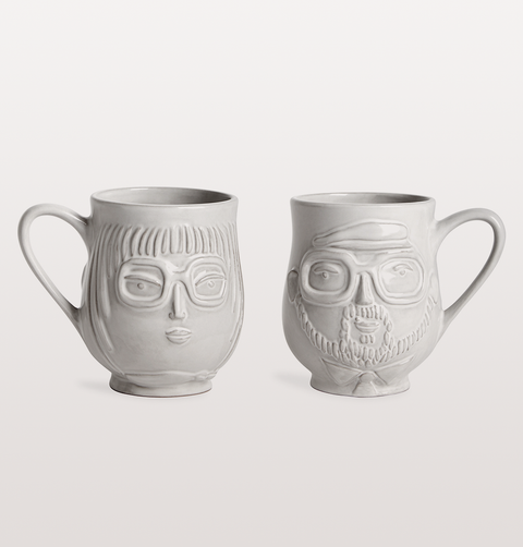UTOPIA EYE CON MR & MRS TURK MUG