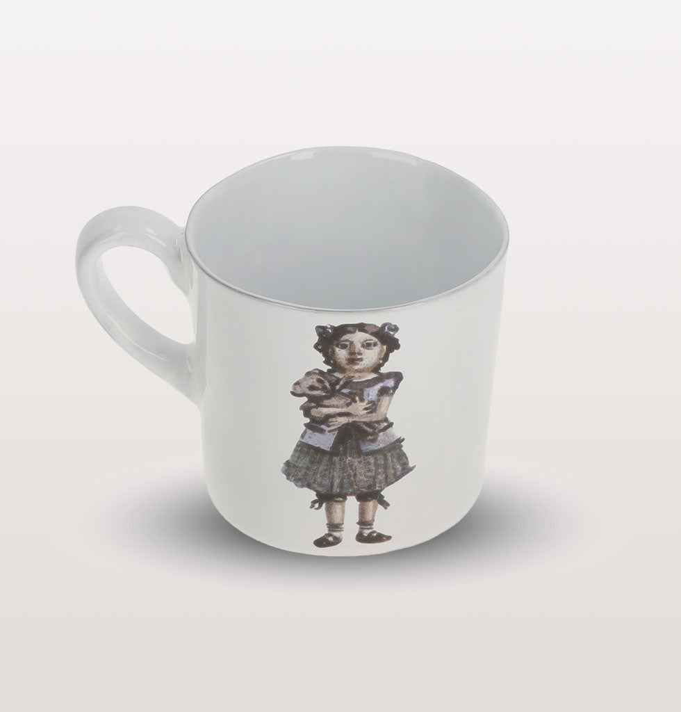 PIERRE CARRON GIRL MUG