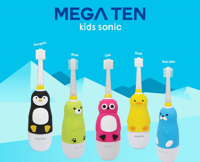 360 Tooth Brushes