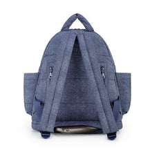 Airy Backpack Baby Diaper Bag -  Denim Blue (M)